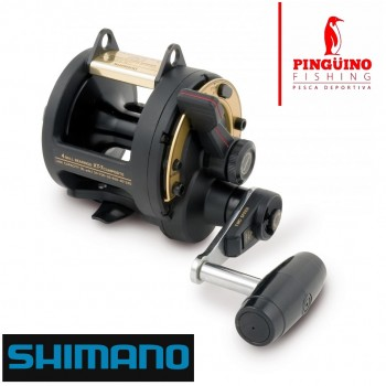 CARRETE SHIMANO TLD 2 SPEED...