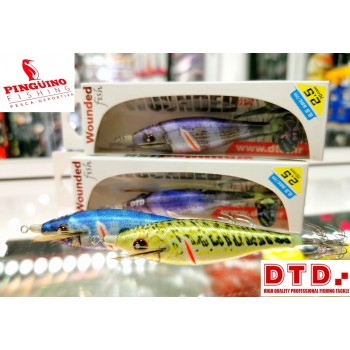 POTERA DTD 2.5 WOUNDED FISH...