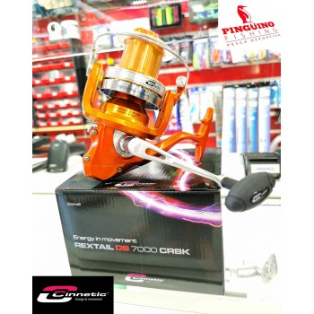CARRETE CINNETIC REXTAIL DS...
